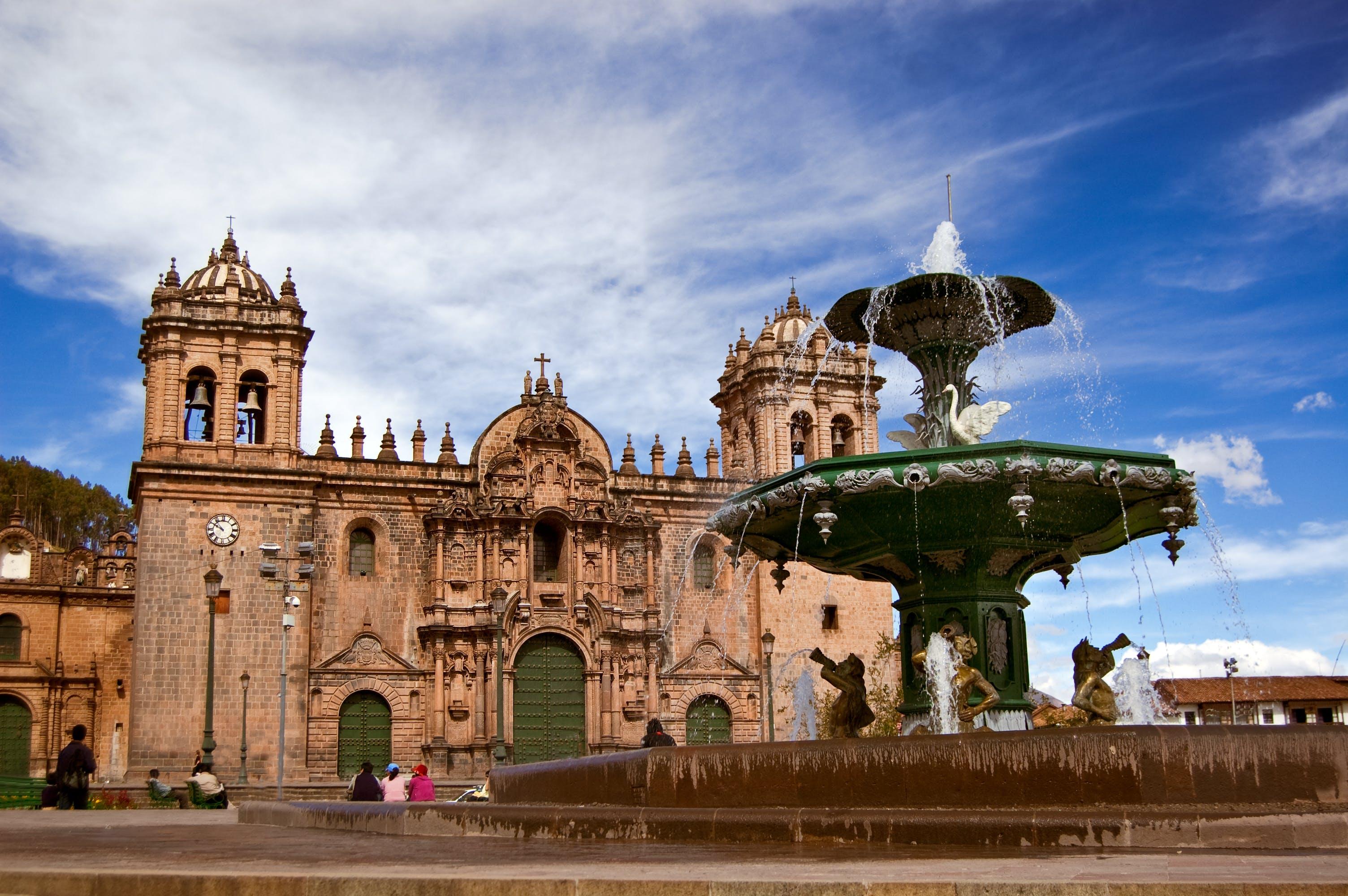 Ontdek het centrum van Cusco