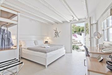 Superior room with balcony, Lindos Comfy Suites