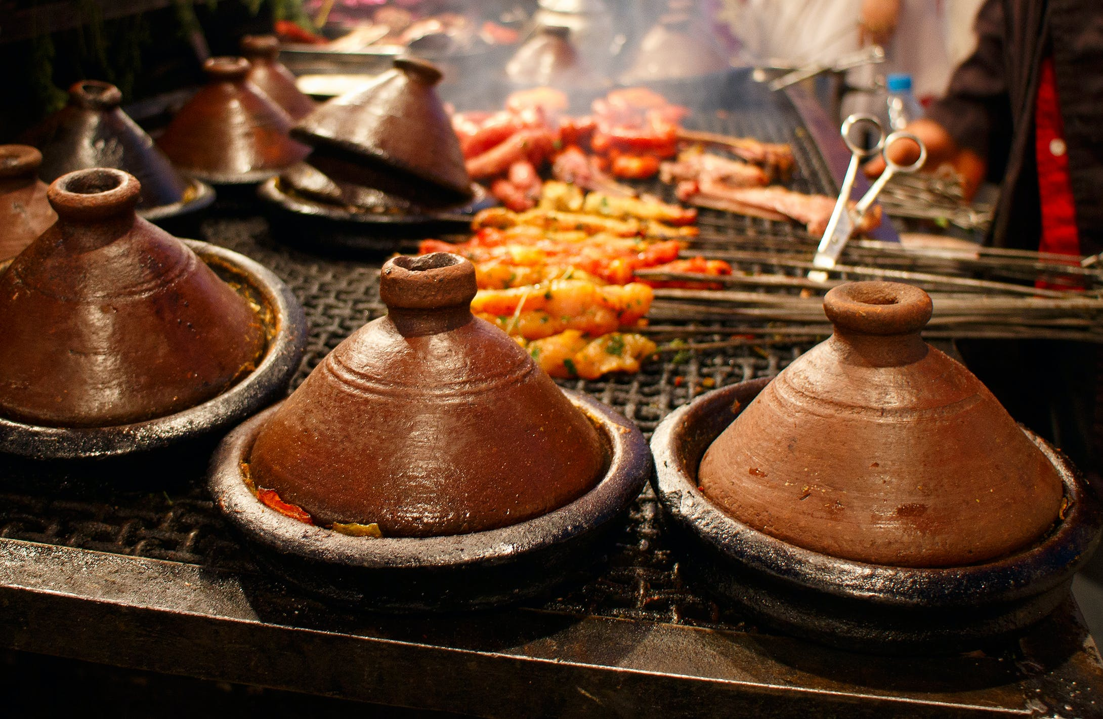 Proef het heerlijke Marokkaanse streetfood