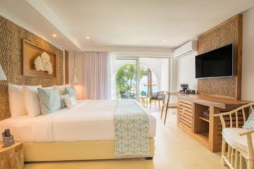 Deluxe room, Seasense Boutique Hotel & Spa, Mauritius