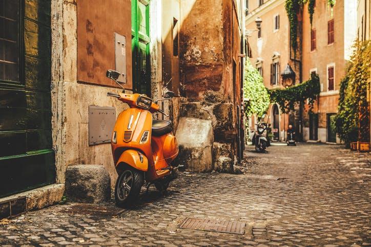 Dwaal rond in de straten van Rome en ontdek nieuwe plekjes