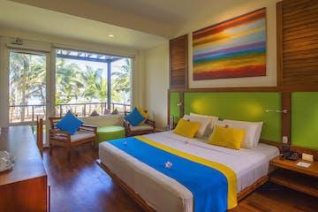 Premium sea view room - with window