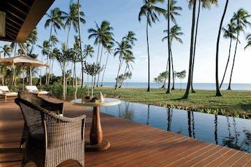 Luxury Ocean Front Pool Villa