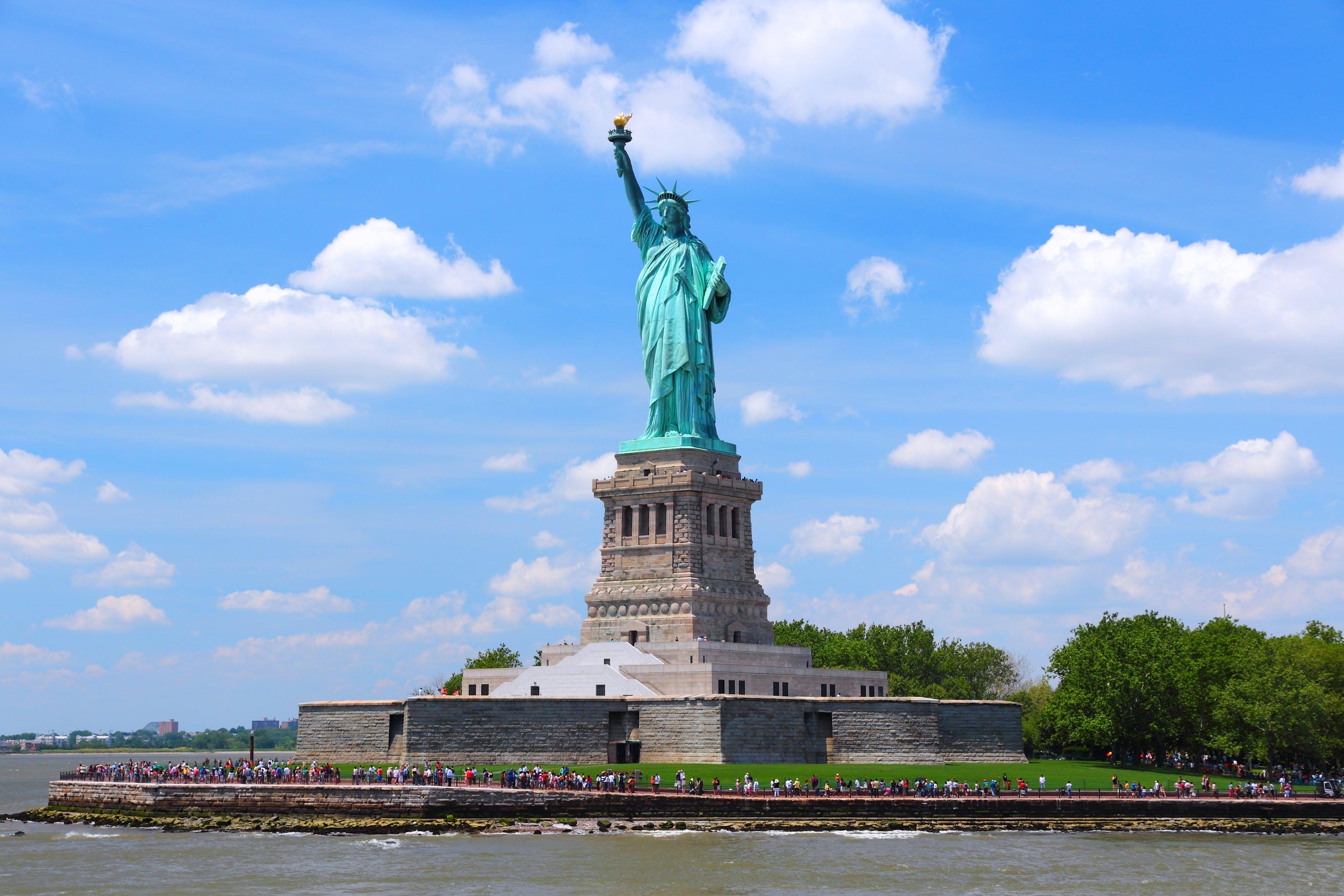 Het grootste icoon van allemaal - Statue of Liberty