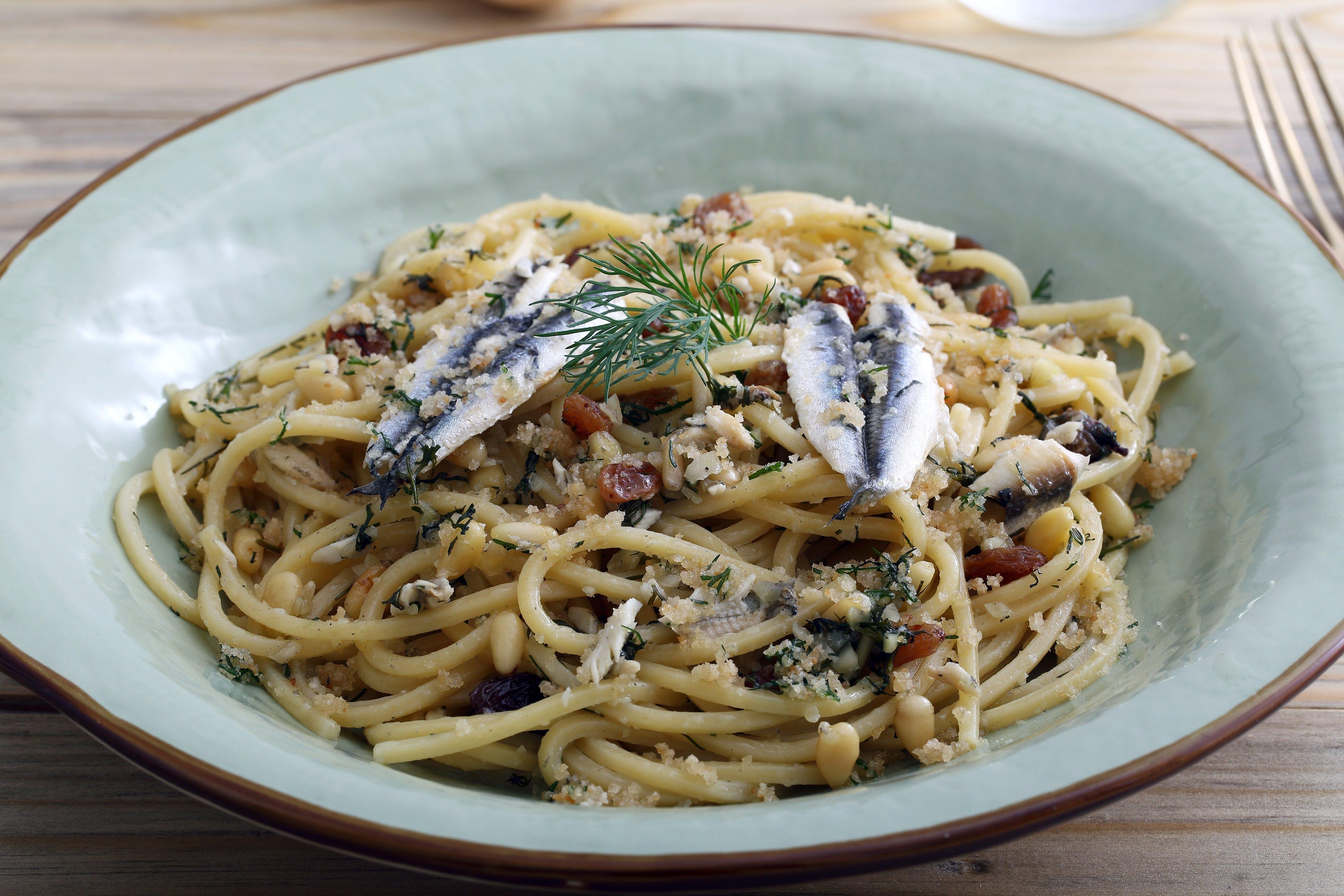 Geniet van al het lekkere eten dat Sicilië te bieden heeft