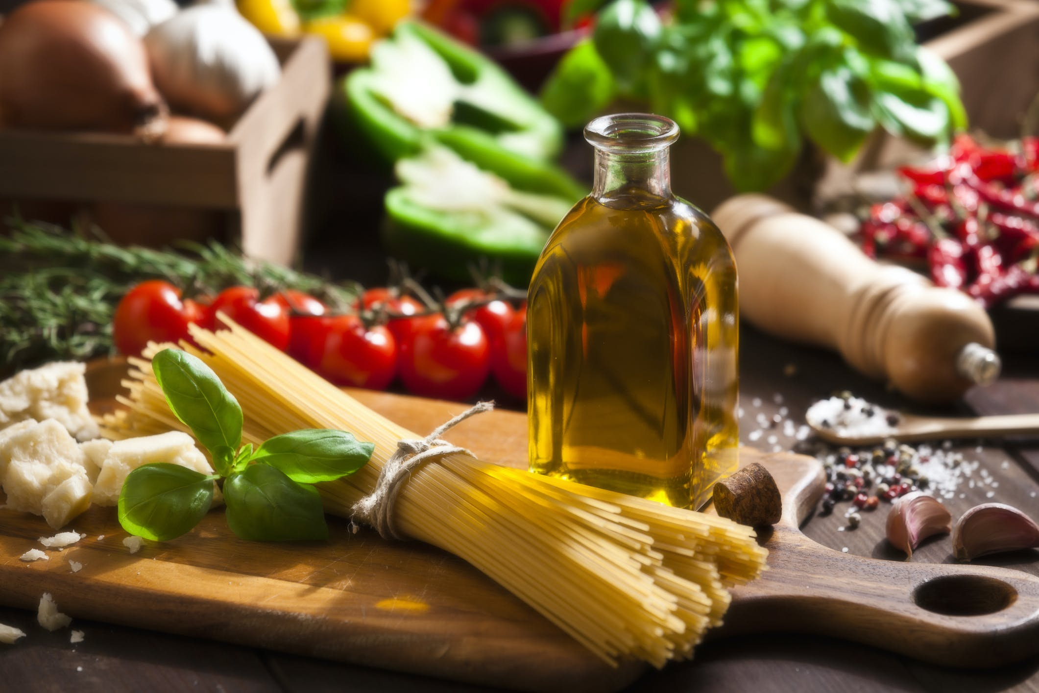 Doe je tegoed aan de overheerlijke gerechten die de Italiaanse keuken rijk is
